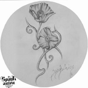 #tattoo #tattoos #tattooed #tattoist #art #design #instaart #instagood #sleevetattoo #handtattoo #tatted #instatattoo #bodyart #amazingink #tattedup #inkedup #sketchtattoo #tattoodesign #tuliptattoo #lineworktattoo #blxckink #blackandgreytattoo #blackandwhitetattoo #txttoo #tattism #tattrx #inkmag #inkedmag #tattoodrawing #flowertattoo
