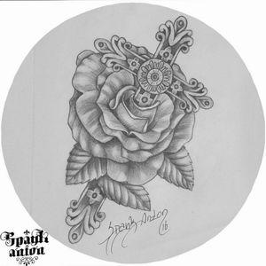 #tattoo #tattoos #tattooed #tattoist #art #design #instaart #instagood #sleevetattoo #handtattoo #tatted #instatattoo #bodyart #amazingink #tattedup #inkedup #sketchtattoo #tattoodesign #rosetattoo #blxckink #blackandgreytattoo #blackandwhitetattoo #txttoo #tattism #tattrx #inkmag #inkedmag #tattoodrawing #crosstattoo