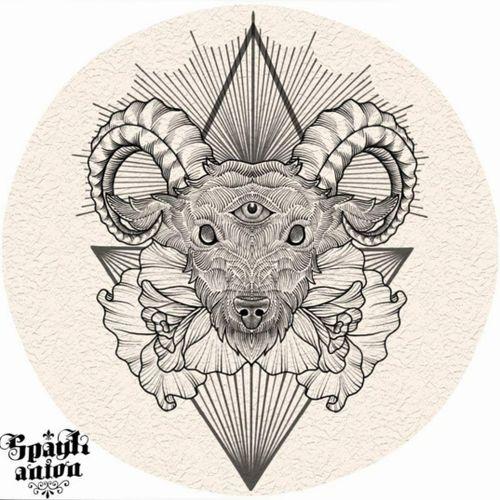 #tattoos #inked #inkmag #tattoosketch #tattoodesign #drawing #tattoodraw #sketchtattoo #linetattoo #lineworktattoo  #tattoodo #txttoo #tttism #tatrrx #blxckink #blackworkers #blacklinetattoo #tattoomag #inkedmag #ramtattoo #rosetattoo #rosestattoo #ramtattoos #triangletattoo #newschooltattoo #contemporarytattoo #bw #eyestattoo