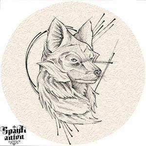 #tattoos #inked #inkmag #tattoosketch #tattoodesign #drawing #tattoodraw #sketchtattoo #linetattoo #lineworktattoo #fox #foxtattoo #foxsketch #tattoodo #txttoo #tattism #tatrrx #blxckink #blackworkers #blacklinetattoo #tattoomag #inkedmag #animaltattoo