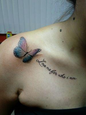 #butterfly #writing #ArteAdictivo
