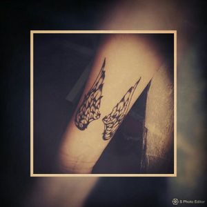 #flûgel #inked #tattooedwoman #tattooedgirl #inked #tattooedwoman #love#tattoos #follower #follow #followforfollow#artist #rose#schmerz #dreamtattoo #mindblowing #mone1971 #beautifulink #instatattoo #black #cheyene #black #blackgrey #frau#inkgirl #beautiful #beautifulink#intenzpride #cheyenehawk #eternal #dreamtattoo