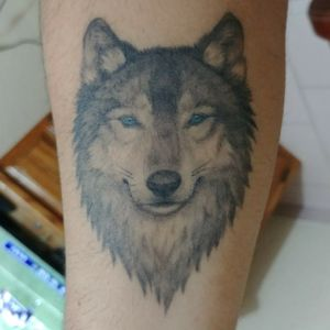 #lobotattoo #wolf