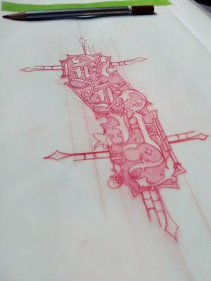 Sketching up