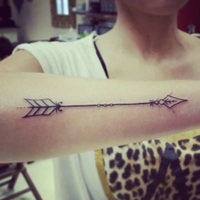 #arrow #arrowtattoo