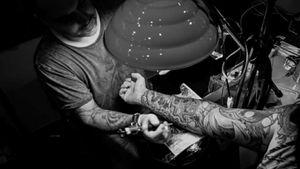 #TattooManga #tattoart