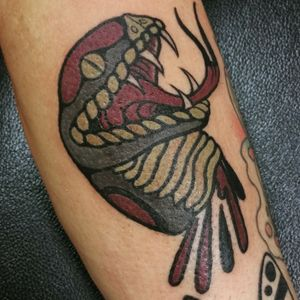 Tattoo by cherry red