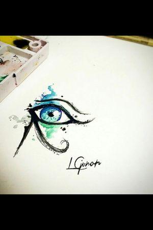 #eyeofhorus #horus #eye #egypt