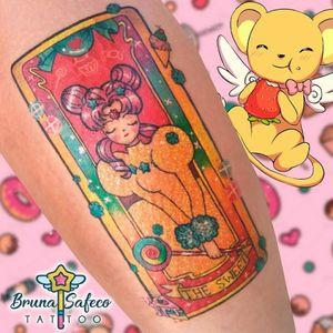 Tha Bubbles , Card Captor Sakura <3