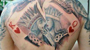 King herc an Quinn herc tatto