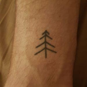 #tree #littletattoo