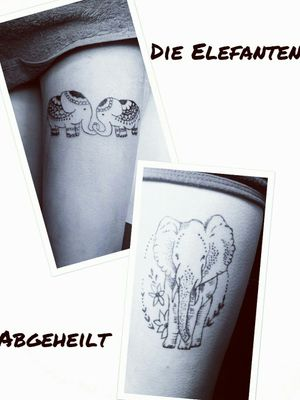 #elefanten #dotwork #inked #farbe #bunt#inkgirl #follower #follow #cheyene#black#dreamtattoo #mystisch #cheyene #black #blackgrey#frau #mystisch#inked #intenzpride#cheyenehawk