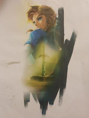 Link Zelda bow