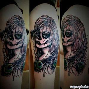 #blackngreysociety #blackandgreytattoo #tattoodo @alaskatattoos @AndrewTatCarlson #tattoodo