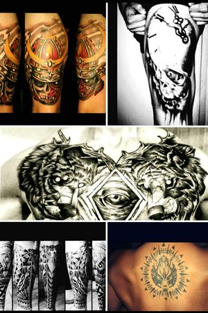 Collection of everything I have on me. #proudofmyink #hungryformore #inkaddict