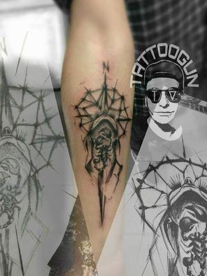 #DmitryTattoogun  #tattoo #SKULL #tattooed #tattooartist #tattooart #tattooedman #tattookiev #tattoist #РодинаМать #nimses #татуКиїв #tattookiev #sketchtattoo #тату #skulltattoo #nimsesgoods #татукиїв #LineWorkTattoo #SketchWorkTattoo #татумастер #Kyiv #blacktattoo #татукиев #скетч #татувкиеве #scorpio  #kiev4ernila
