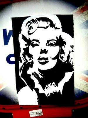 #beauty #marilynmonroe #popart #draw #lovetodraw
