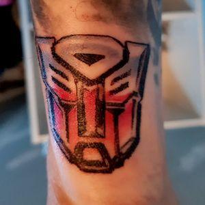 #Autobot #transformers #movie #movietattoos