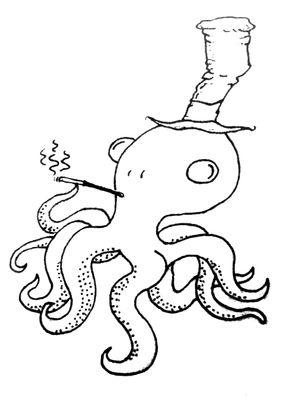 Octopus 🐙Sketch. . . . #tete #design #tattooapprentice #octopustattoo #octopus #sketchtattoo