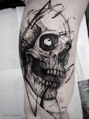 Skull! . #darkart #picoftheday #instaart #art #artsy #artsanity #tattooartists #blackwork #blackworkers #blacktattoo #blackworkerssubmission #blackworktattoo #blacktattooart #blacktattooartists #tattoo #tattooistartmag #tatuagemsp #tattooist #tattooer #tattooinke #tattooink #blackworkbrasil #tattooing #tattooink #ink #tattoosp #instatattoo #instaartist #blxckwork #blxckink