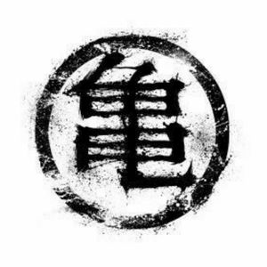 DBZ goku symbol. Mas roshi