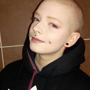 Shaved my head