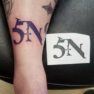 #tattoo #nin #bandtattoo #nineinchnails