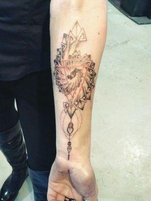 #tattoosketch#tattoowork#Runes#runestattoo#linetattoo#
