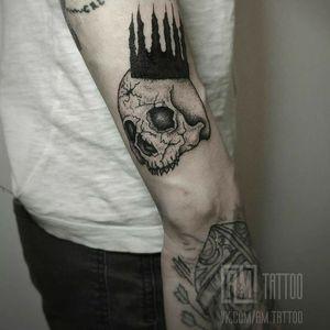 #skull #king