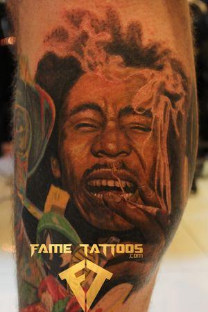 #bodyart #amazingink #inkedup #miamitattoos #miami #besttattoosinmiami #miamitattoos#tattoodo#bobmarley