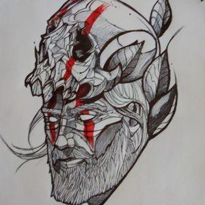 Skull Blood