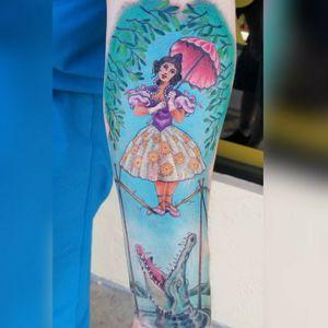 @jimmyjamesjimbo_eftc @electricflamingotattoo #thesolidink #tattoos #tattoolife #tattoo #coopercitytattoo #coopercity #weston #westontattoo #daviefl #davietattoos #tatuajes #pembrokepines #pembrokepinestattoos #hollywood #hollywoodtattoos #besttattoos #disney #disneytattoo