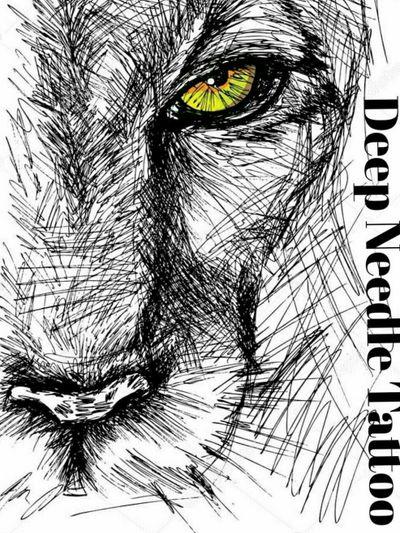 #puma #schädel #sketch #stencil #skitze #dreamtattoo #tattoo#tattoos #follower #inked #inkgirl #inked #katze #blackgrey