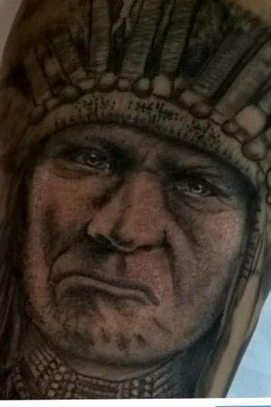 Apache #tattoo2me #tatted #tattoodoo #tattooapprentice #tattooartist