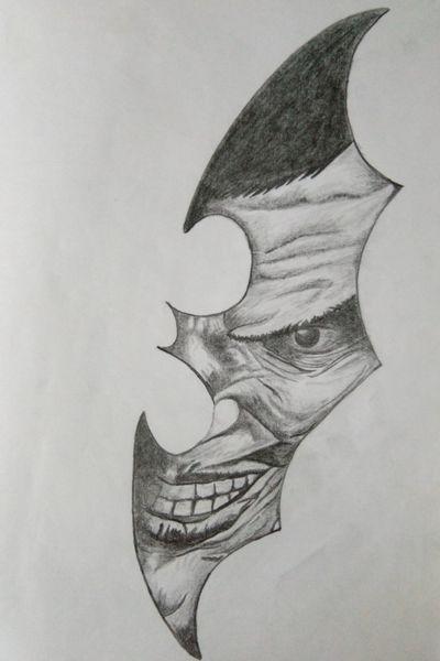 ⭐⭐⭐⭐⭐⭐⭐⭐⭐⭐⭐⭐🃏Joker🃏⭐⭐⭐⭐⭐⭐⭐⭐⭐⭐⭐⭐ #Joker #jokertattoo #batman #batmanjoker #art #artlove #pencil #pencilart #pencildrawing