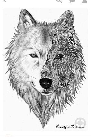 Mandela wolf