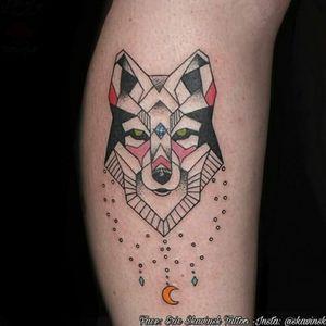Tattoodo: Eric Skavinsk Tattoo Instagram: @skavinsk Telefone: 55 11 9 9377 6985 E-mail: ericskavinsk@gmail.com • • • • • • #ericskavinsktattoo #geometrictattoo #tattoogeometrica #wolftattoo #tattoolobo #linestattoo #lineworktattoo #dotworktattoo #tattoopontilhismo #tattoodo #tattoodobr #tattoodoapp #tatuador #inked #arte #tatuagem
