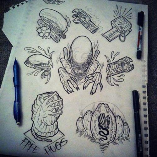 #xenomorph  #xenomorphs #alien
