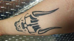 #DemonHead #demon #skull #devil #Black
