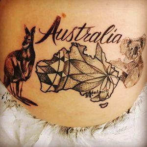 #Adelaide #SouthAustralia #kangaroo #koala