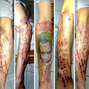 Tattoo fechamento Koringa