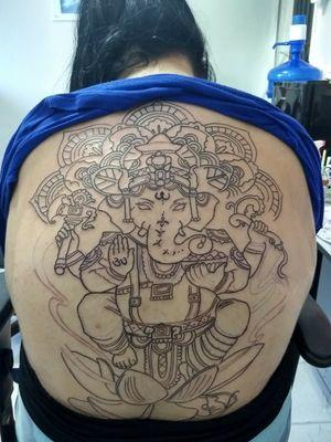 Ganesh fullback