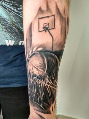 #basketballtattoo #basketball #realistic