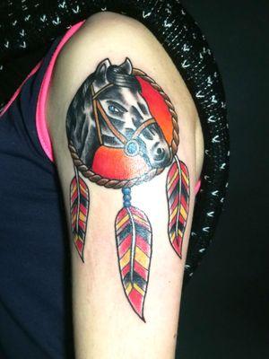 #tattoo #tattoos #tattooed #tattooer #tattoooldschool #tattoooftheday #traditionaltattoo ##tattooink #tattooist #tattooing #tattooidea #colour #colortattoo #tattooart #tattooartist #pantheraink #atomicink #inkedboy #intenzeink #eternalink #tattooedboy #inktattoo #ink #inked #tattooodo #HorseTattoos