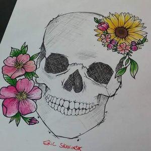 Contatos: 55 11 9.9377-6985 E-mail: ericskavinsk@gmail.com Tattoodo: Eric Skavinsk Instagram: @skavinsk . . #ericskavinsktatoo #skulltattoo #tattooskulls #watercolortattoos #tattooaquarela #sketchstyle #sketchtattoo #graphictattoo #tattoodesigns #flowertattoos #tattooflores #colortattoo #inked #tattoo #tatuagem