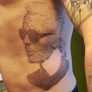 #tattoo #tattoos #tattooidea #tattooink #tattooworkers #tattooworld #TattooWork #blacktattoo #blacktattooart #blacktattoos #OpticalIllusionTattoo #opticalillusion #finetattoo #karllagerfeld #tattoodesigns #tattoostudio #tattooidea #hamburgtattoo #