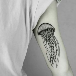 #blackandwhitetattoo #animal #medusa