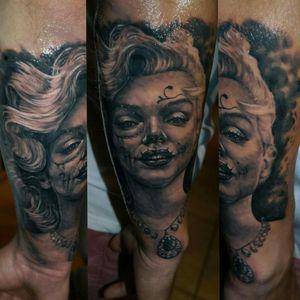#marilynmonroe#tattoo