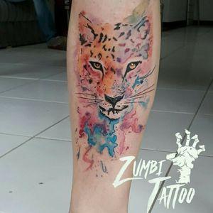 #tattooaquarela #tattoocolors #tattoofeminina