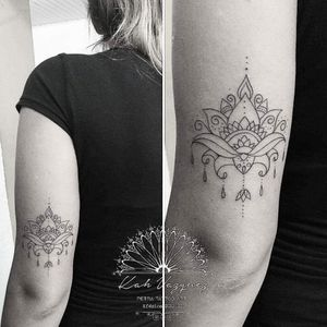 #FlordeLotus #Ornamental by @KahVazquezTattoo #KahVazquezTattoo #FineLine #lotus #TraçoFino #Mehndi #Mandala #mandalas #mandalatattoo #ornamentaltattoo #tatuapé #brasil #brasil #SãoPaulo